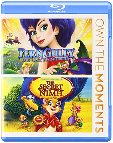 Ferngully+secret Nim Bd Df-sac [Blu-ray]