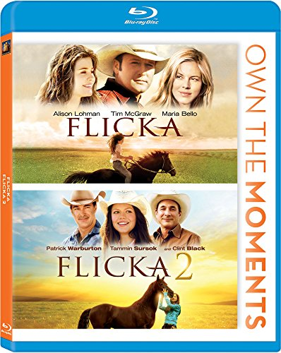 Flicka 1+2 Bd Df-sac [Blu-ray]