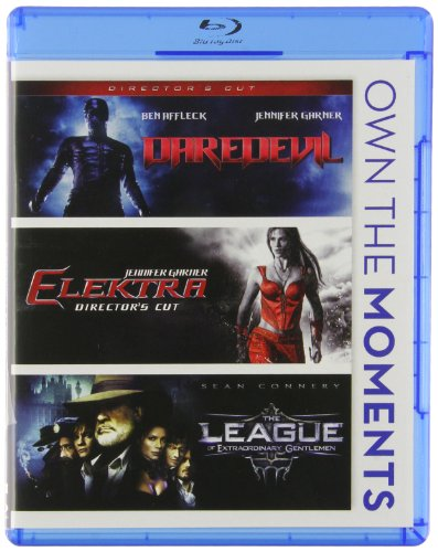 Darede+elektr+league Bd Tf-sac [Blu-ray]