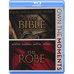 Bible+robe Bd Df-sac [Blu-ray]