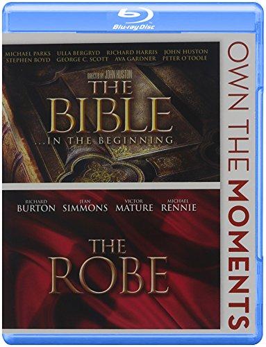 Bible+robe Bd Df-sac [Blu-ray]