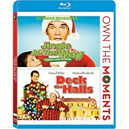 Jingle All Way+deck Bd Df-sac [Blu-ray]