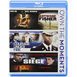 Antwon+coura+siege Bd Tf-sac [Blu-ray]