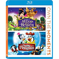 All Dogs Heav+pebble Bd Df-sac [Blu-ray]