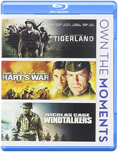 Tigerland / Hart's War / Windtalkers [Blu-ray]
