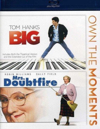 Big+mrs Doubtfire Bd Df-sac [Blu-ray]