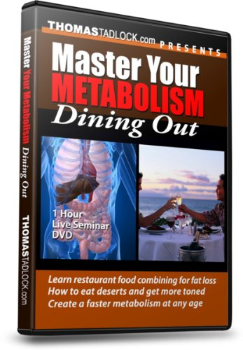 Master Your Metabolism Dining Out