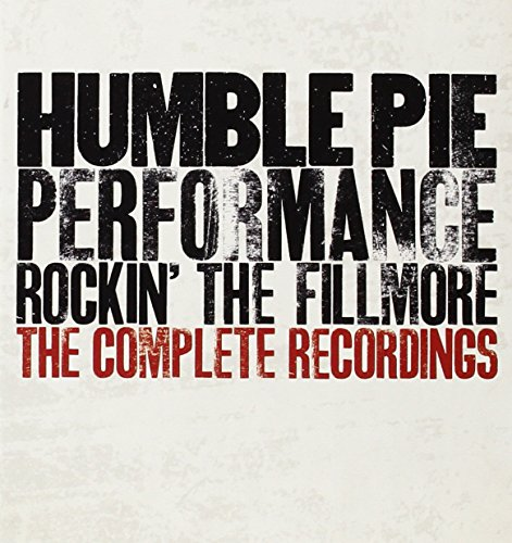 Performance Rockin' The Fillmore The Complete Recordings