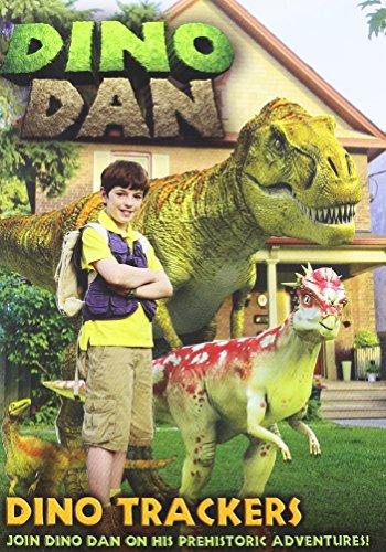 Dino Dan:  Dino Trackers