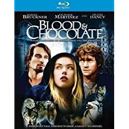 Blood &amp; Chocolate [Blu-ray]
