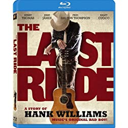 Last Ride Bd-ws Sac [Blu-ray]