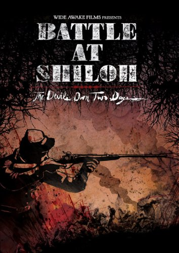 Battle at Shiloh: The Devil's Own Two Days [Blu-ray]