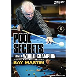 Pool Secrets from a World Champion (Two DVD Set)