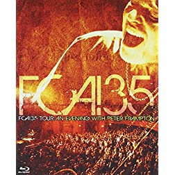 Fca 35 Tour: An Evening With Peter Frampton [Blu-ray]
