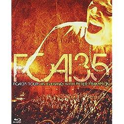 Fca 35 Tour: An Evening With Peter Frampton [Blu-ray]