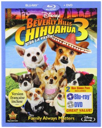 Beverly Hills Chihuahua 3 [Blu-ray]