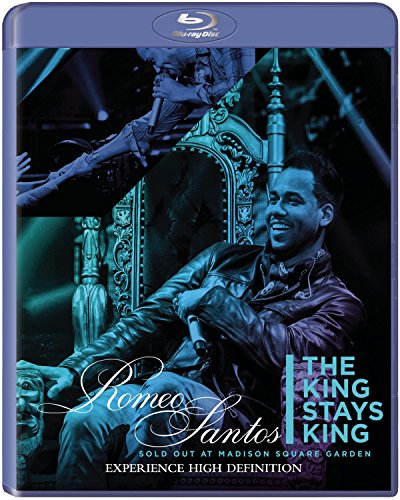 King Stays King: Sold Out at Madison Square Garden [Blu-ray]
