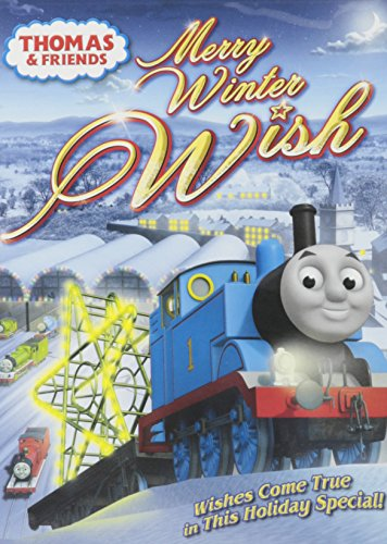 Thomas the Tank Merry Winter Wish