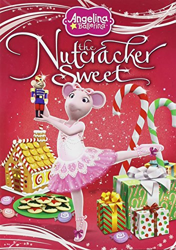 Angelina Ballerina Nutcracker Sweet