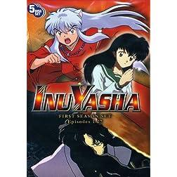 Inuyasha: Season 1