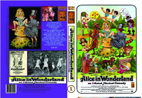 Alice in Wonderland: An Erotic Comedy