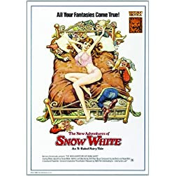 The New Adventures of Snow White: An Erotic Fairy Tale