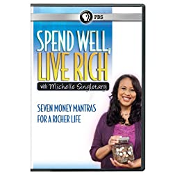 Spend Well, Live Rich with Michelle Singletary