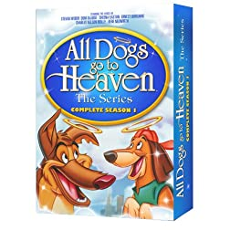 All Dogs Go To Heaven The Series- Complete Season 1 (Gift Box)