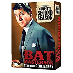 Bat Masterson Complete Season Two