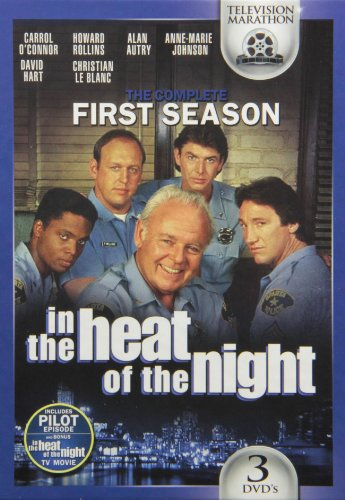 In the Heat of the Night Complete Season One