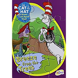 Cat in the Hat: A Breeze From the Trees W/Puzzle