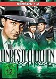 Die Unbestechlichen - Season 1.2 (4 DVDs)