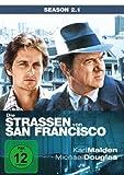 Die Straßen von San Francisco - Season 2, Volume 1 (3 DVDs)