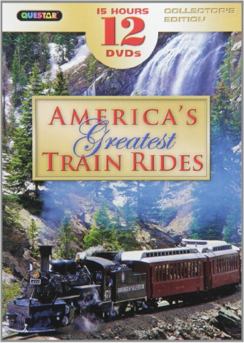 America's Greatest Train Rides