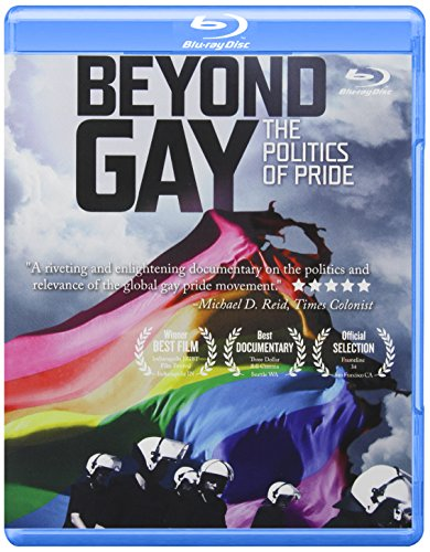 Beyond Gay: Politics of Pride [Blu-ray]
