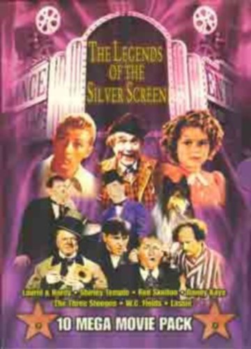 The Legends of the Silver Screen - 10 Movie Pack