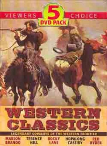 Western Classic / 5 DVD Pack