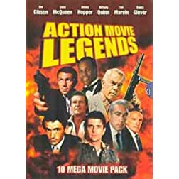 Action Movie Legends - 10 Mega Movie Pack