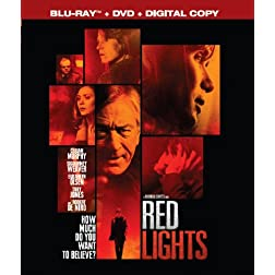 Red Lights (DVD/BD/Digital Combo) [Blu-ray]