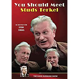 David Susskind: You Should Meet Studs Terkel