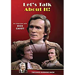 An Interview with Dick Cavett