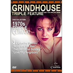 Sex Psychiatrist Grindhouse Triple Feature