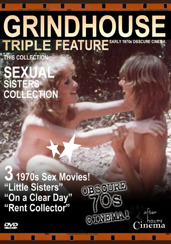 Sexual Sisters Grindhouse Triple Feature