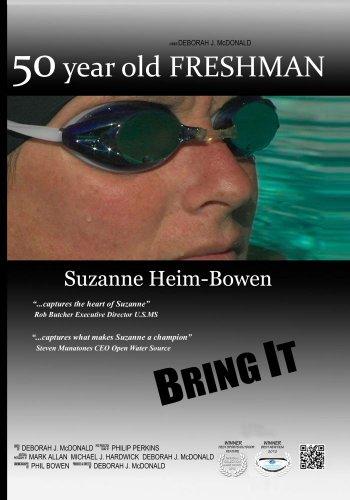 50 year old FRESHMAN: Suzanne Heim-Bowen