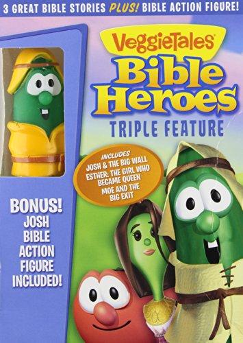 Veggie Tales: Bible Heroes Triple Feature