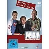 K11 - Kommissare im Einsatz: Staffel 2, Folge  81-100 (4 DVDs)