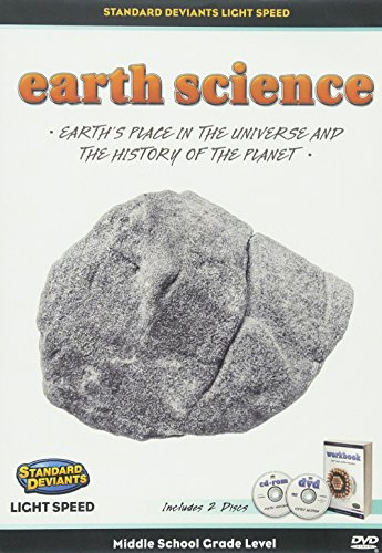 Light Speed Earth Science Module 1: Earth's Place in the Universe and the History of the Planet