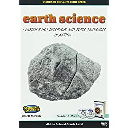 Light Speed Earth Science Module 2: Earth's Hot Interior and Plate Tectonics in Action
