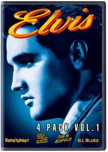 Elvis 4-Movie Collection 1
