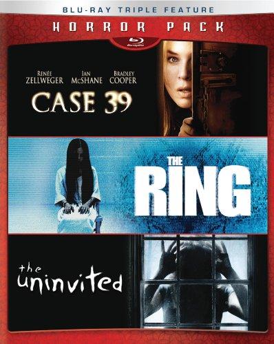 Horror Pack: Ring / Case 39 / Uninvited [Blu-ray]